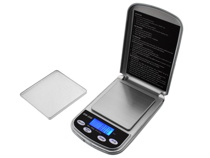 Весы электронные для пороха и дроби 0,01-200г Digital Scale ML-A01