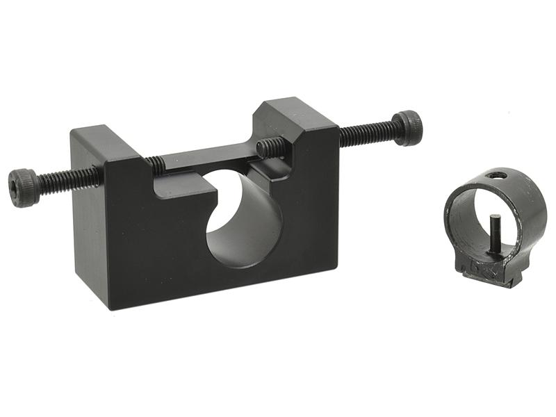 Тиски для снятия и установки мушки винтовки Мосина КО-91/30