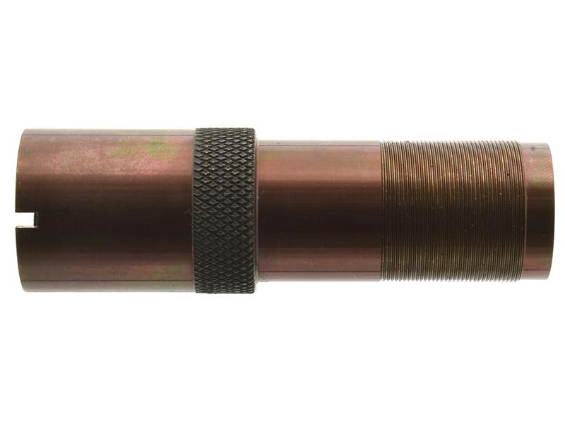 Дульная насадка (чок) 12 калибра из легированной стали на МР (ИЖ) 155, 153, 27 длина 73/22мм, сужение 1,0 lead - полный чок (F)