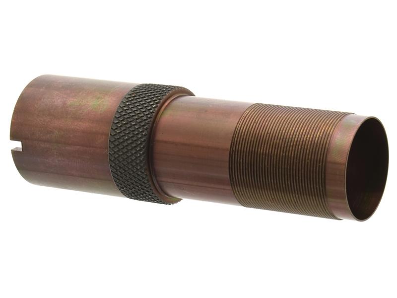 Дульная насадка (чок) 12 калибра из легированной стали на МР (ИЖ) 155, 153, 27 длина 73/32мм, сужение +0,1 steel - раструб (IC)