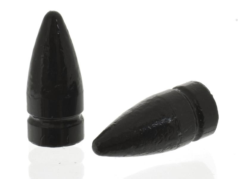 Пуля калибра .366ткм Lancaster (Ланкастер) облегченная  с полимерным покрытием 12, комплект 10шт