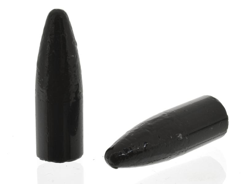 Пуля калибра .366ткм Lancaster (Ланкастер) утяжеленная сталинградка с полимерным покрытием 18,5, комплект 10шт