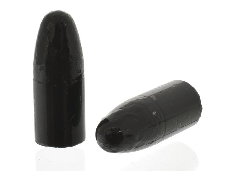 Пуля калибра .366ткм Lancaster (Ланкастер) круглоносая с полимерным покрытием 15,3, комплект 10шт