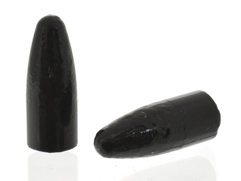 Пуля калибра .366ткм Lancaster (Ланкастер) остроносая с полимерным покрытием 15,3, комплект 10шт