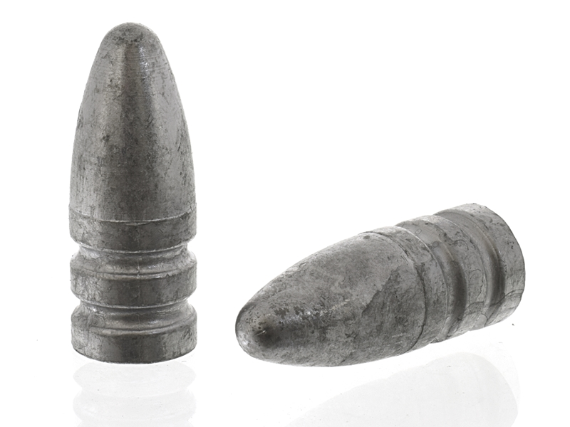 Пуля .410 калибра Круглоносая 19,8г, комплект 10шт