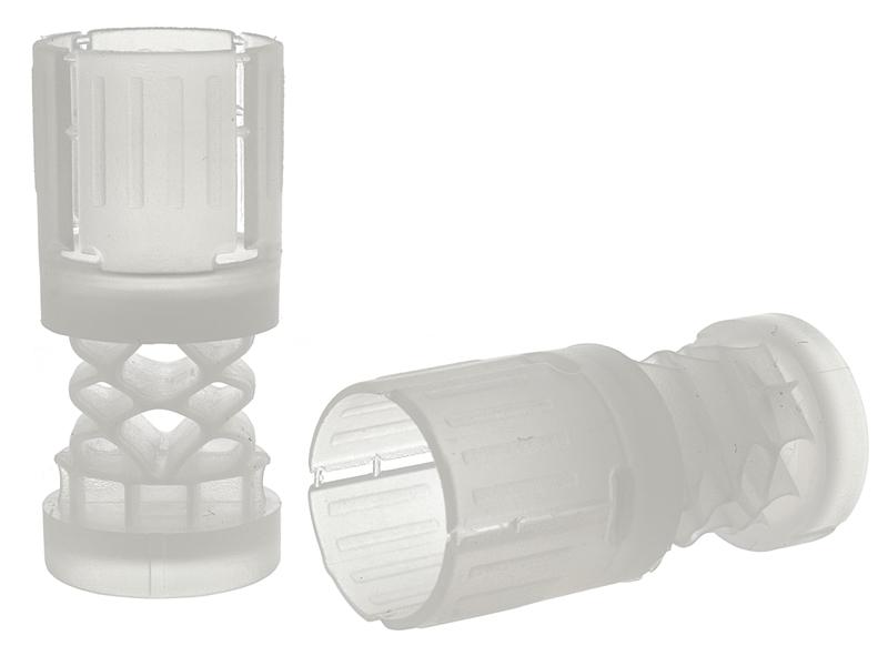 Пыж-контейнер 12 калибра H22 Evolution Cheddite для навески 34-36г дроби, упаковка 50шт