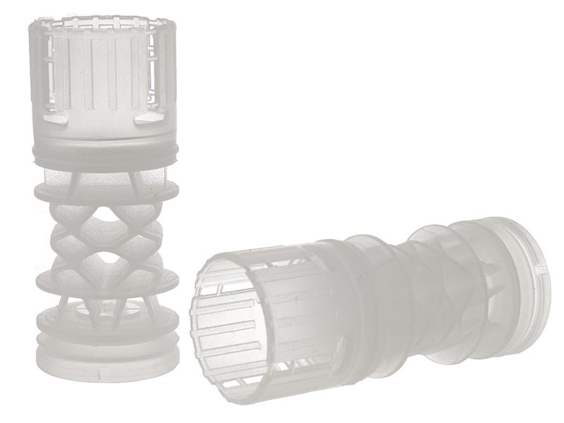 Пыж-контейнер 12 калибра H28 Cheddite для навески 20-22г дроби, упаковка 50шт