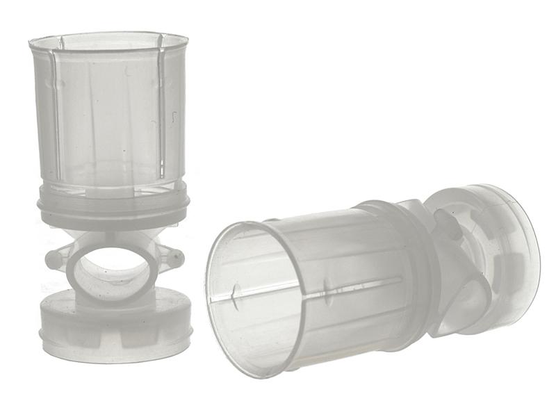 Пыж-контейнер 12 калибра H17 Gualandi Super G для навески 32-34г дроби, упаковка 50шт