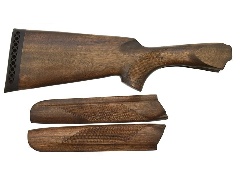 Комплект приклад + цевье на ТОЗ-34 улучшенный орех, арт. 12878