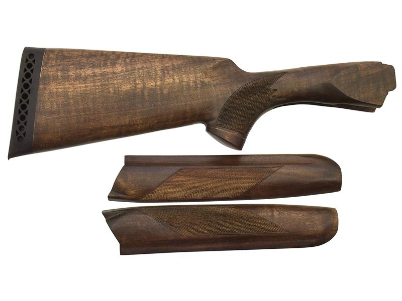 Комплект приклад + цевье на ТОЗ-34 улучшенный орех, арт. 12879