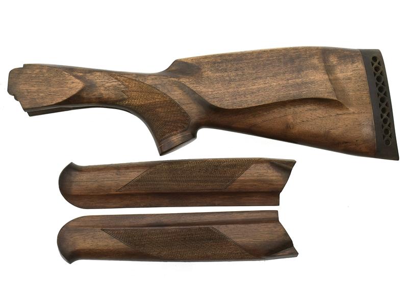 Комплект приклад + цевье на ТОЗ-34 Монте-Карло орех, арт. 12881