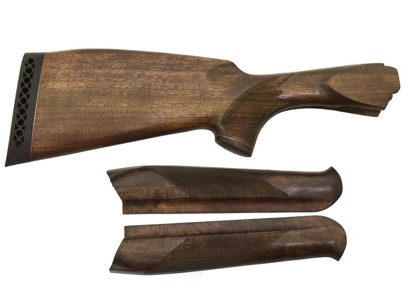 Комплект приклад + цевье на ТОЗ-34 Монте-Карло орех, арт. 12882