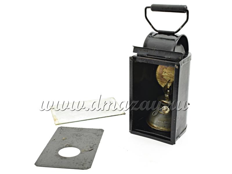 Керосиновый фонарь минометчика (минометный) блиндажный образца 1937г