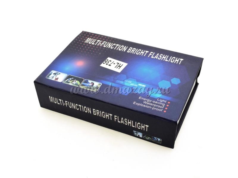 ручной светодиодный фонарь