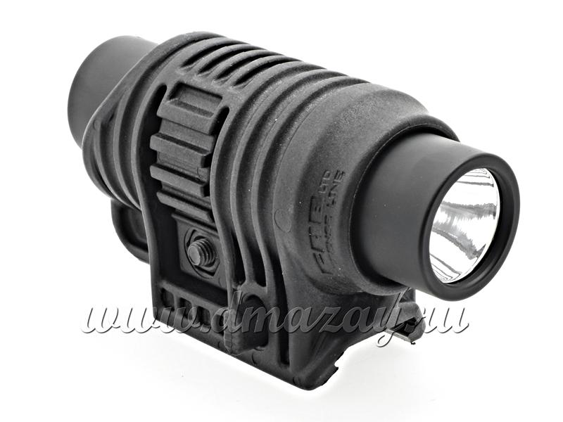 Крепление для фонарей диаметром 25,4мм (1») FAB Defense (Фаб Дефенс) PLA 1»