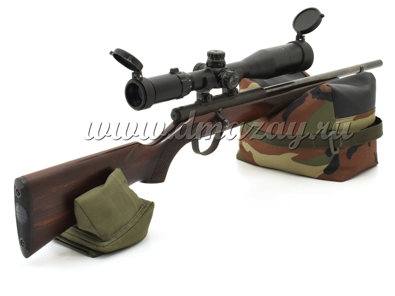 Мешки для пристрелки оружия