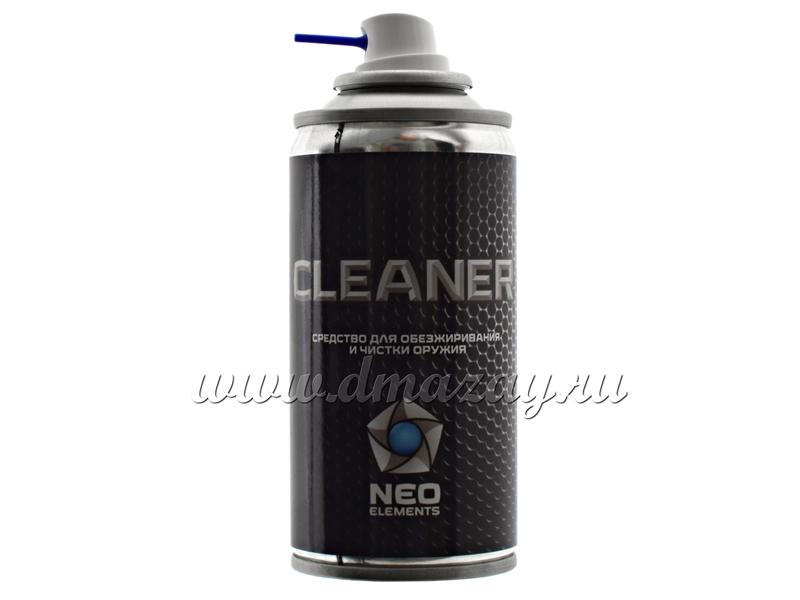 Средство для чистки и обезжиривания оружия Cleaner Formula PRO100, 210 мл