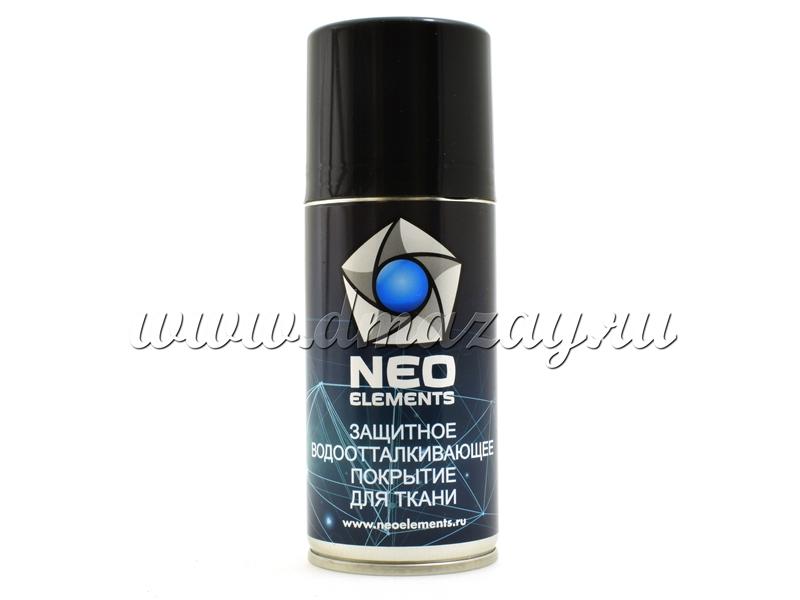 Защитное водоотталкивающее нанопокрытие для ткани и кожи NEO Elements, 210мл
