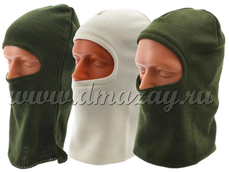 Набор армейских подшлемников (Масок для лица) 3шт