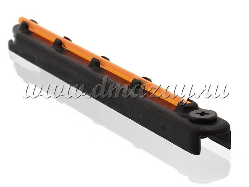 Мушка оптоволоконная truglo мр-153 оранжевая