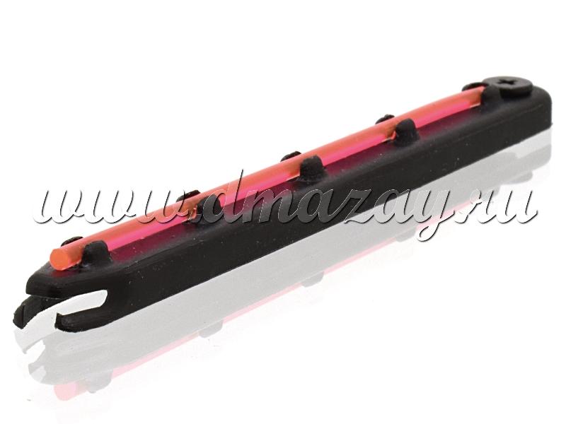 Мушка оптоволоконная truglo МР-153 красная