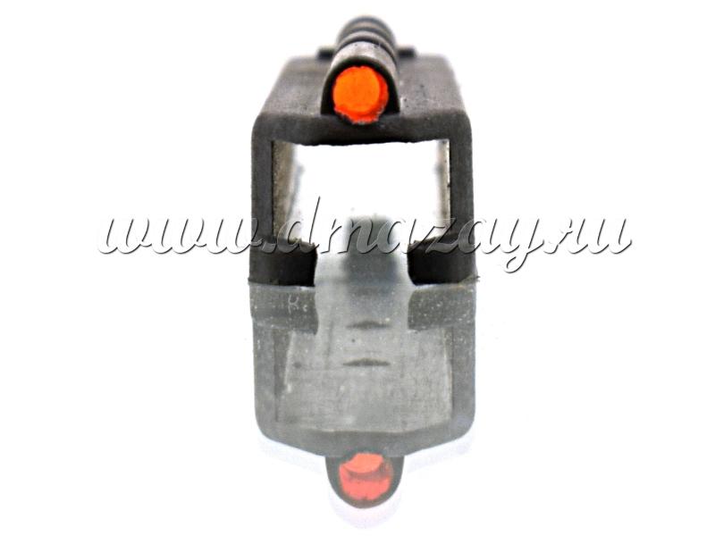 Мушка оптоволоконная truglo МР-155 оранжевая