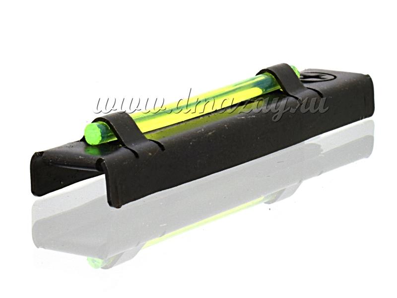 Мушка оптоволоконная ТОЗ-34 зеленая