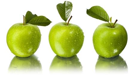 яблоки декорация