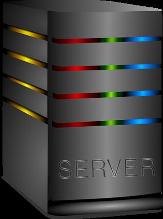 сервер декорация