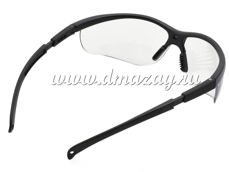 Очки баллистические Caldwell с прозрачными линзами