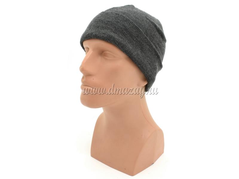 шапка акриловая