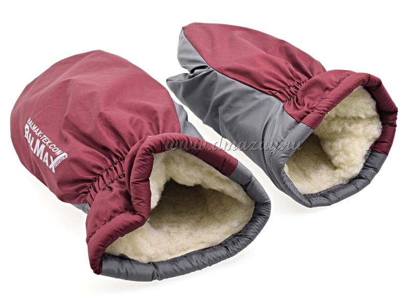 Варежки (рукавицы) для зимней рыбалки BalMax
