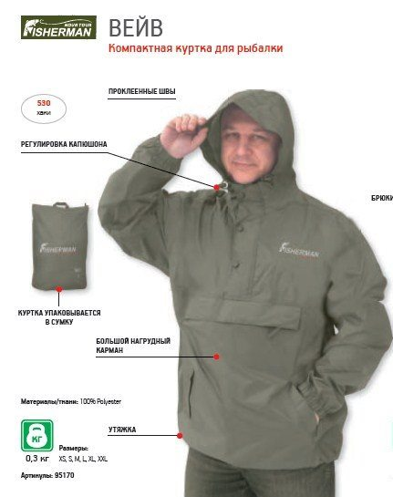 Куртка Вейв