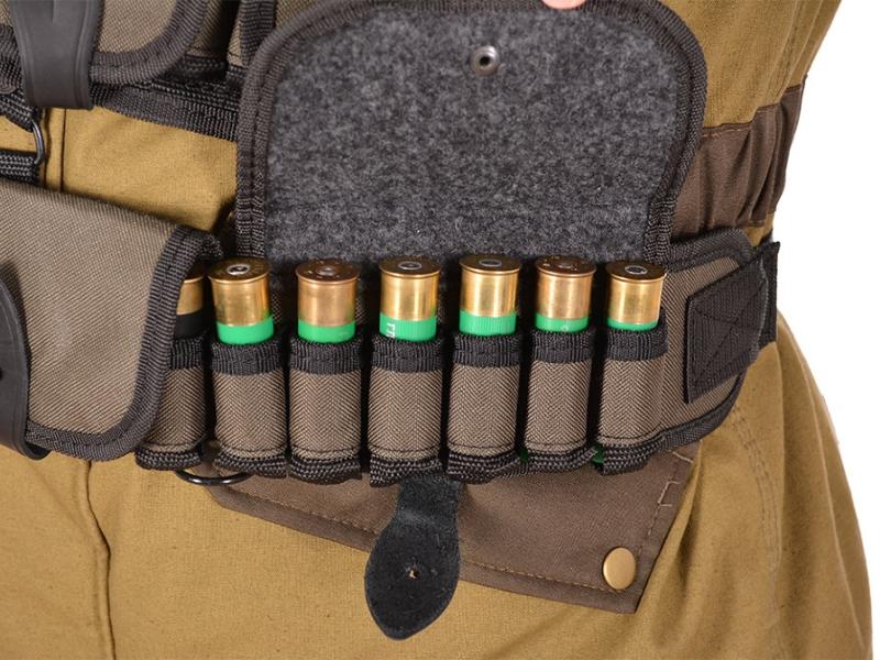 Разгрузка-патронташ на 49 патронов 12 калибра