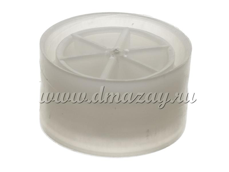 Пыж-обтюратор полиэтиленовый 16 калибра H9 для ПЛАСТИКОВЫХ гильз, упаковка 100шт
