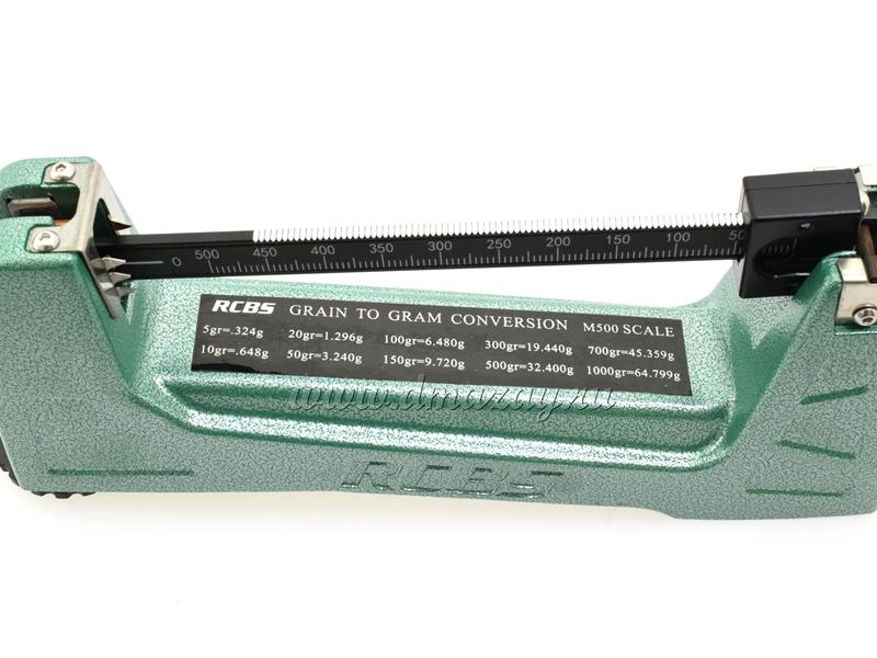 весы механические RCBS M500