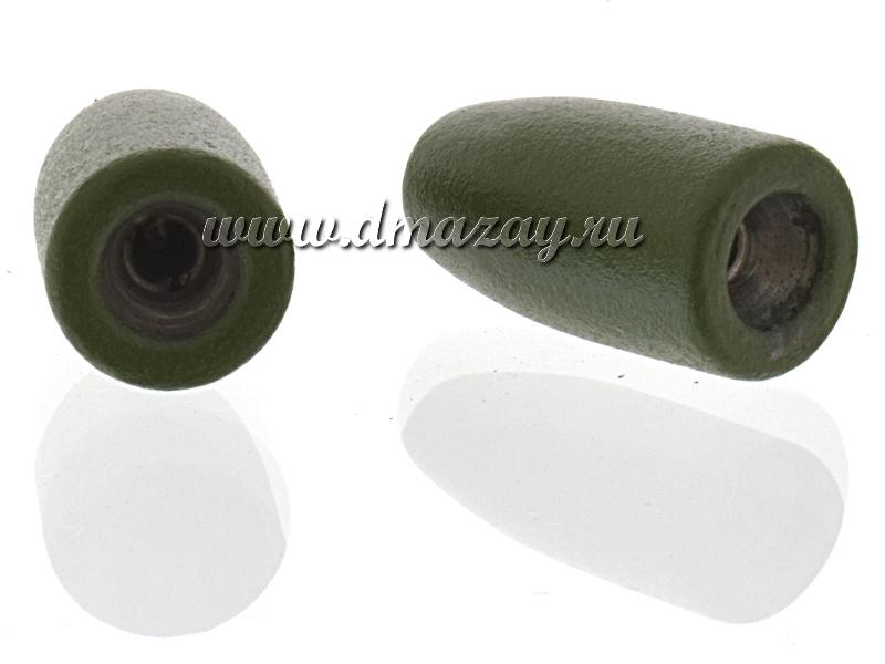 Пуля калибра 9,5/53 Lancaster в полимерной оболочке 15г комплект 25шт