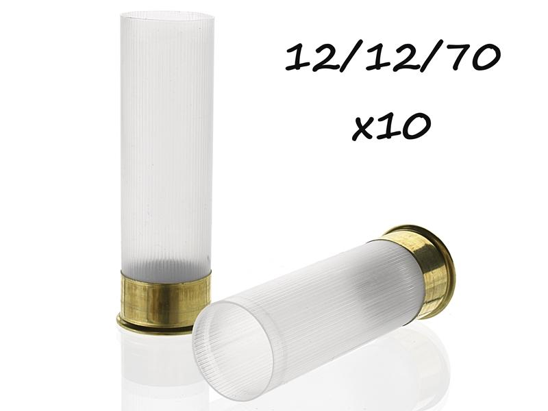 гильза cheddite 12 калибра прозрачная