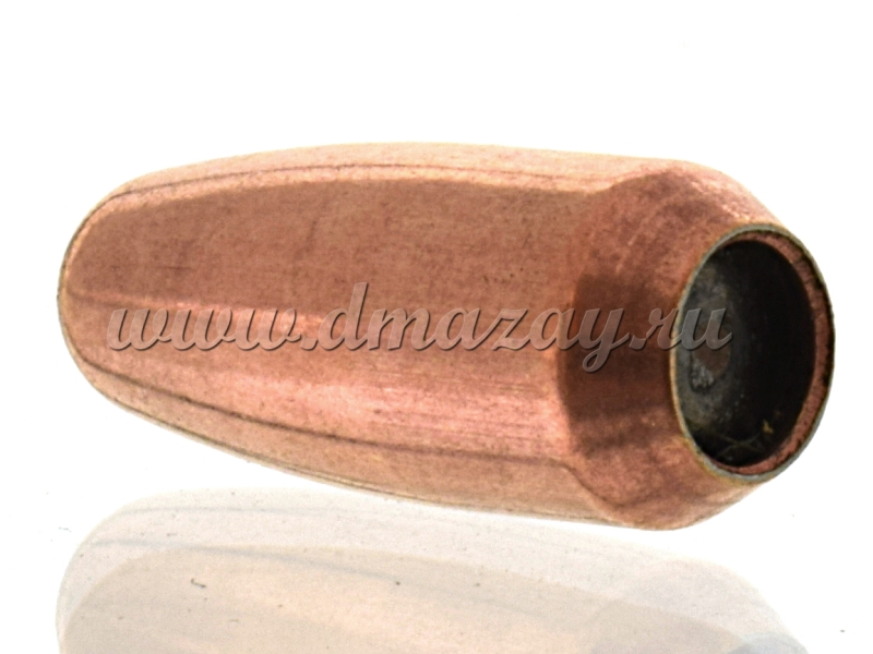 Пуля калибра .366ТКМ FMJ-2 биметалл 13г комплект 25шт