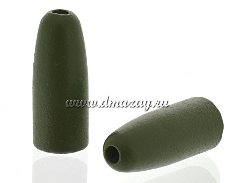 Пуля калибра .366ТКМ экспансивная в полимере 15г комплект 25шт