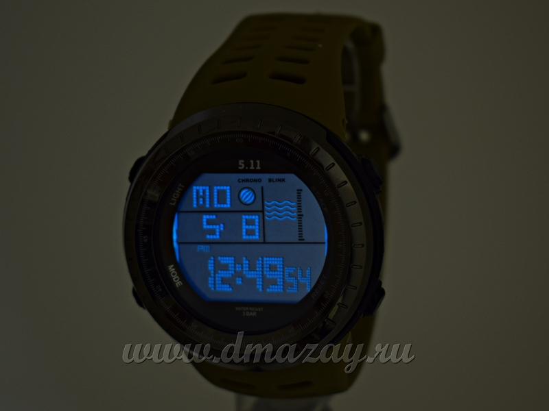 Часы 5.11 tactical series, модель 2 койот