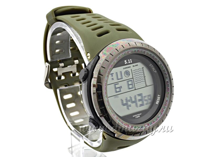 Часы 5.11 tactical series, модель 2 олива