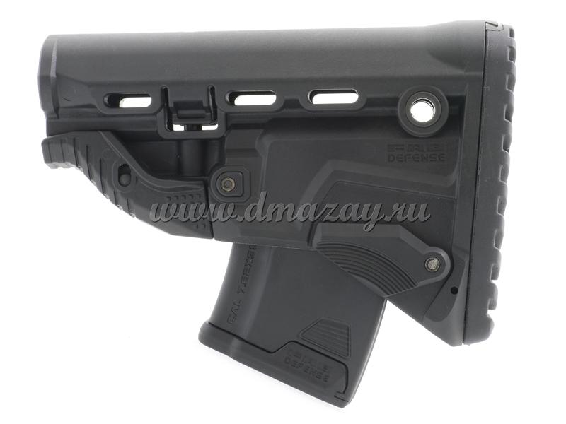 Приклад Fab-Defense GA-MAG