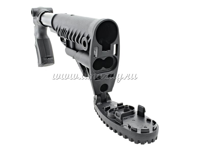 Приклад телескопический FAB Defense AGM 500 FK для Mossberg 500