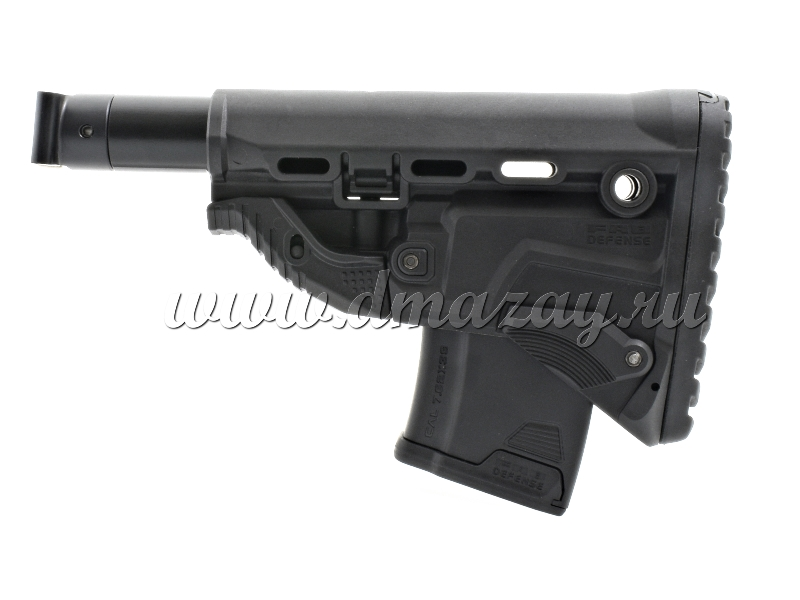 Fab Defense M4-Saiga GK-MAG