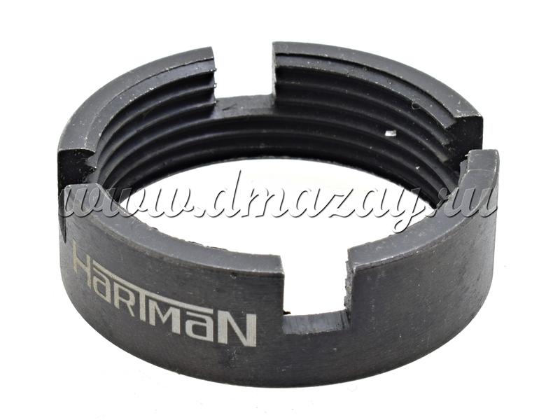 Стопорная гайка HARTMAN для телескопических прикладов М4 (Fab Defense и др.)