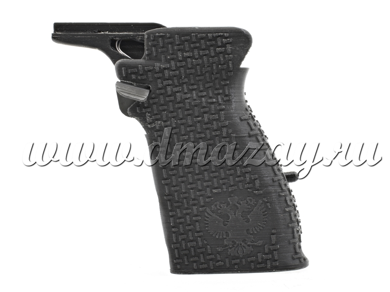 Пистолетная рукоять с ЛЦУ для ПМ с функцией автосброса с узким магазином (ИЖ-79-9Т Макарыч и т.п. с магазинами на 8 патронов)
