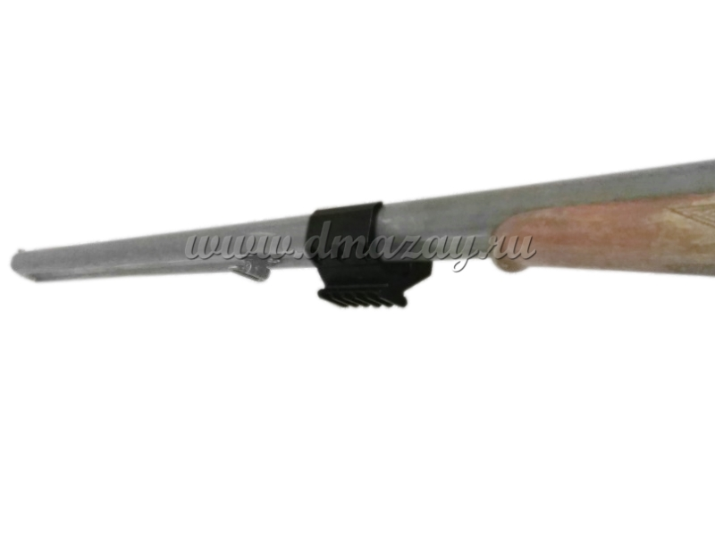 Планка Вивера на стволы двухствольных горизонтальных ружей 12 и 16 калибров (ИЖ-26, ИЖ-43, ИЖ-54, ИЖ-58, ТОЗ-54, ТОЗ-63, ТОЗ-БМ и прочие)