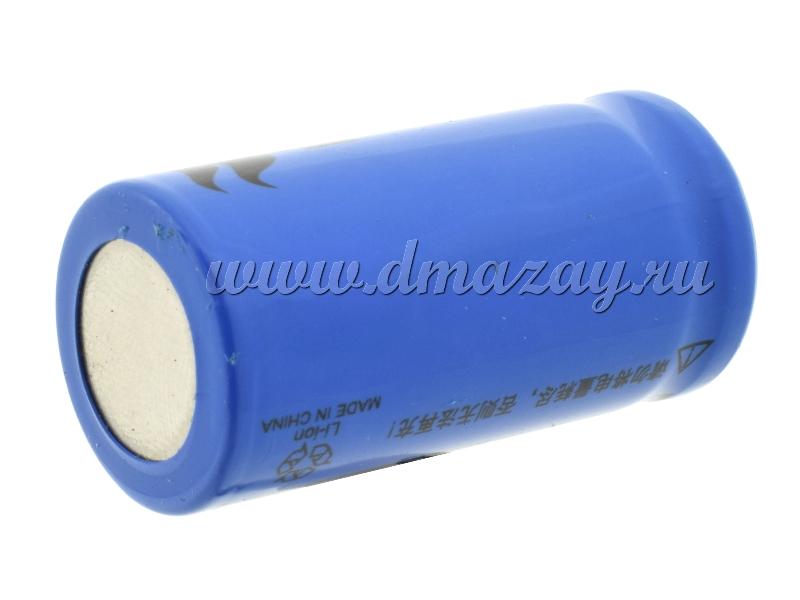 батарейка CR123A 3V