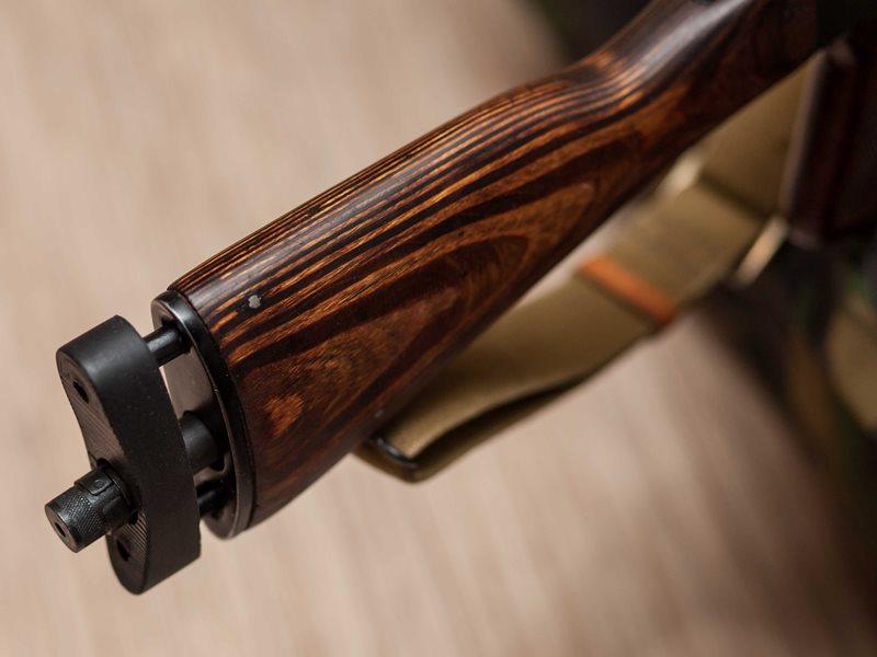 Удлинитель деревянного приклада АКМ